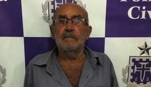 osé já cumpriu pena de 12 anos por matar mulher Foto: Ascom Policia Civil
