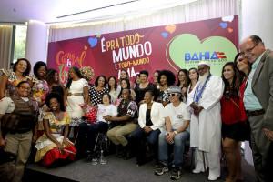 A ação contou com a adesão de, entre outros, Margareth Menezes e Armandinho