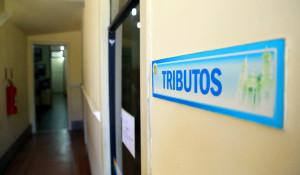 Setor de tributos - Foto Alfredo Filho