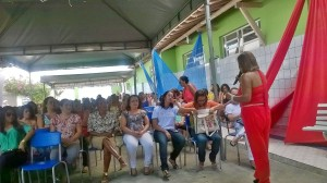 Jornada pedagógica de Itapé Foto: Sandro Lyra
