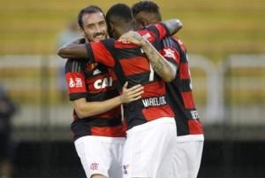 Flamengo vence Resende por 5X0 Foto: Gilvan de Souza