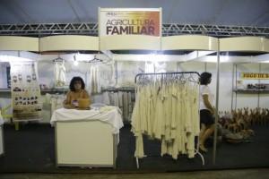 Agricultura familiar presente no Aleluia Ilhéus Festival. Foto Alfredo Filho Secom Ilheus