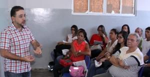 Curso atualização no manejo clinico da dengue, zika e chikungunya, em Ilheus-foto Gidelzo Silva Secom Ilheus (3)