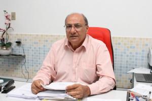 Secretario de Saude de Ilheus, José Antônio Ocké - foto - Gidelzo Silva-Secom Ilhéus