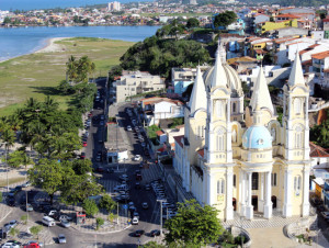 Tocha vai percorrer principais pontos de Ilheus. Foto Alfredo Filho Secom Ilheus