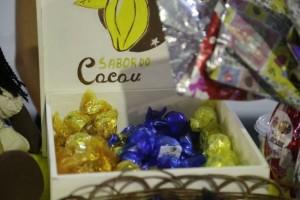 Variedade de chocolate encanta o público no Aleluia Ilhéus Festival. Foto Alfredo Filho Secom Ilheus (1)