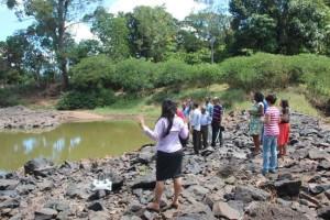 Situação da água em Itabuna é crítica - Ascom Emasa