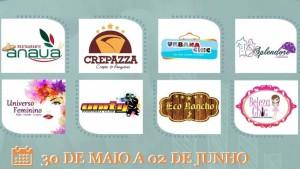 Marcas criadas para as empresas desenvolvidas pelos estudantes da Unime
