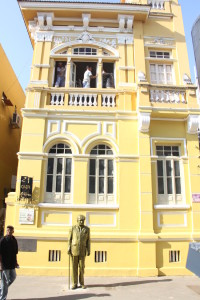 Casa de cultura JOrge Amado passou por melhorias em parceria com o Sebrae-foto Gidelzo Silva Secom-Ilhéus (1)