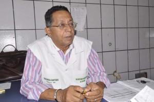 Coordenador da Vigilância Sanitária da Secretaria Municipal de Saúde Antonio Carlos Carvalho - Foto Gabriel de Oliveira
