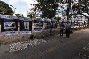Projeto da TV Santa Cruz UESC e FICC incentiva a leitura na praça - Foto Wilson Oliveira 1