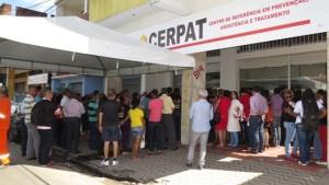 CERPAT é a única unidade referência para casos de DST no Sul da Bahia - Foto Divulgação