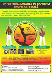 Evento capoeira