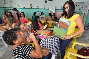 Itabuna capacita educadores infantis para adotar jogos pedagógicos - Foto2 Wilson Oliveira