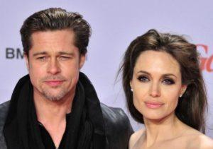 Brad Pitt e Angelina Jolie Foto divulgação