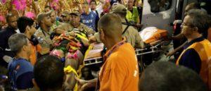 acidente no carnaval2017