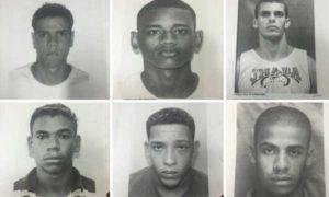acusados de estupro coletivo no rio