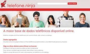 O-site-telefone.ninja-é-um-exemplo-de-monstro-criado-por-internautas