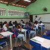 Professores  usam criatividade para torna aulas no verão mais atraentes  Foto Adenilson Nunes/GOVBA  Local Colégio estadual Padre Palmeira  Mussurunga I