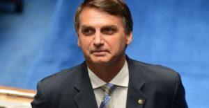 Candidato Jair Bolsonaro Foto: divulgação