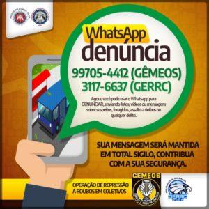 Whatsdenuncia