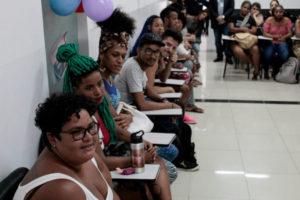 Turma do Fortalece Igualdade do Recife.