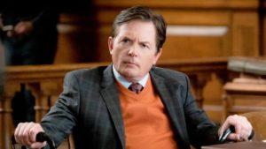 O ator canadense Michael J Fox sofre de Parkinson há 20 anos