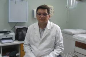 diretor do Hospital de Base, Eduardo Kowalsky Foto: divulgação