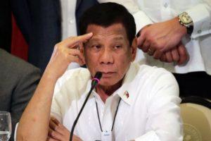 Duterte, presidente da Filipinas promete rigor extremo com quem violar quarentena Foto: divulgação