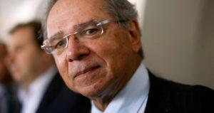 MInistro da Economia Paulo Guedes. Foto: divulgação.