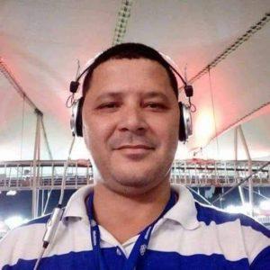 O Furacão Carioca, Cristiano Mello. Foto: divulgação.