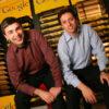 Os criadores do Google Larry Page_e_Sergey Brin